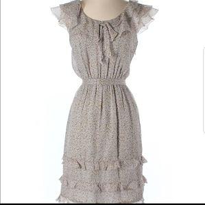 J. Crew 100% silk dress Size 0